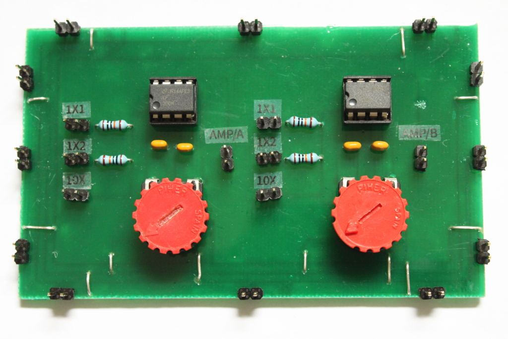 Analog Computer Amplifier 1